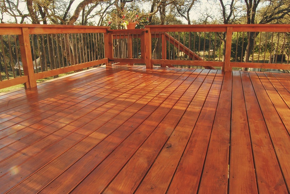 Deck Sealing, Staining, and Repair - Atlanta, GA - Kimberly Painting